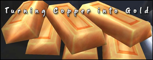 making wow gold mining copper