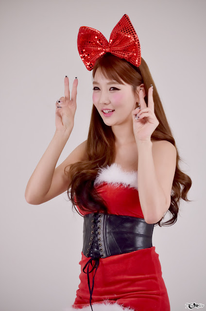 3 Santa Go Jung Ah - Close-up-Very cute asian girl - girlcute4u.blogspot.com