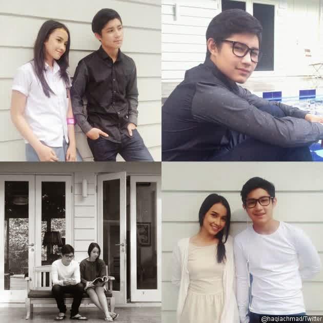 Foto-foto Terbaru Teuku Rasya Pemeran Film 7 Hari Menembus Waktu