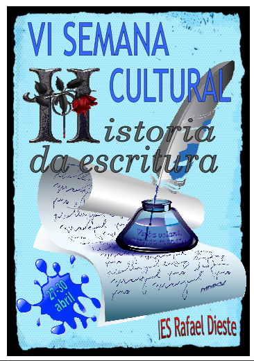 6th CULTURAL WEEK: THE HISTORY OF HANDWRITING