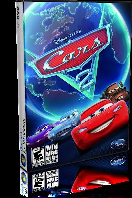 Cars 2: El Videojuego Multilenguaje (PC-GAME)