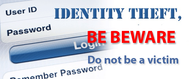 Beware of Identity Theft in Facebook