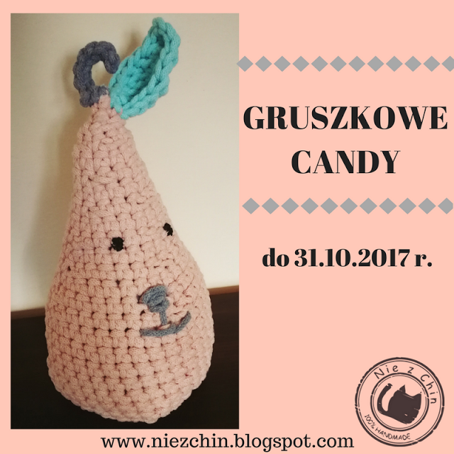 Candy gruszkowe