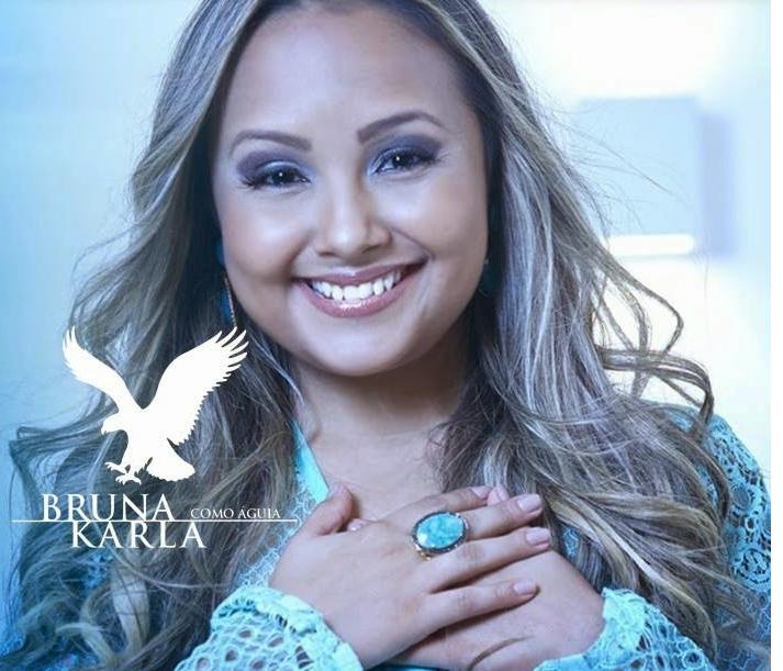 Bruna Karla - Como Águia 2014