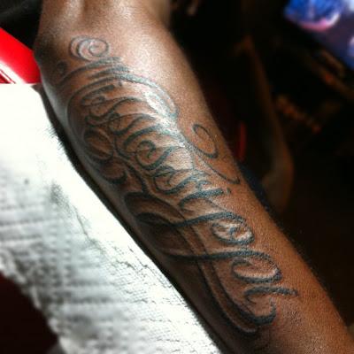 Big K R I T S New Quot Mississippi Quot Tattoo By Miya Bailey Big K R I T