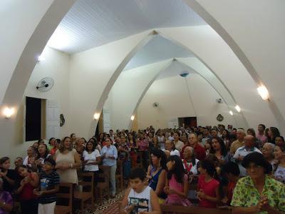 8ª Noite de Trezena em Honra a Santo Antônio dos Pobres em Rafael Godeiro - RN