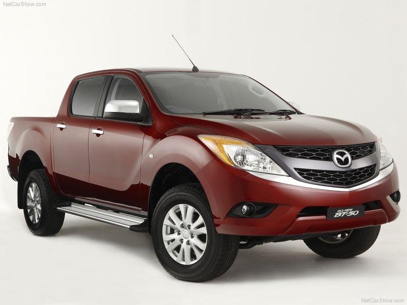 Gambar 2012 Mazda BT-50