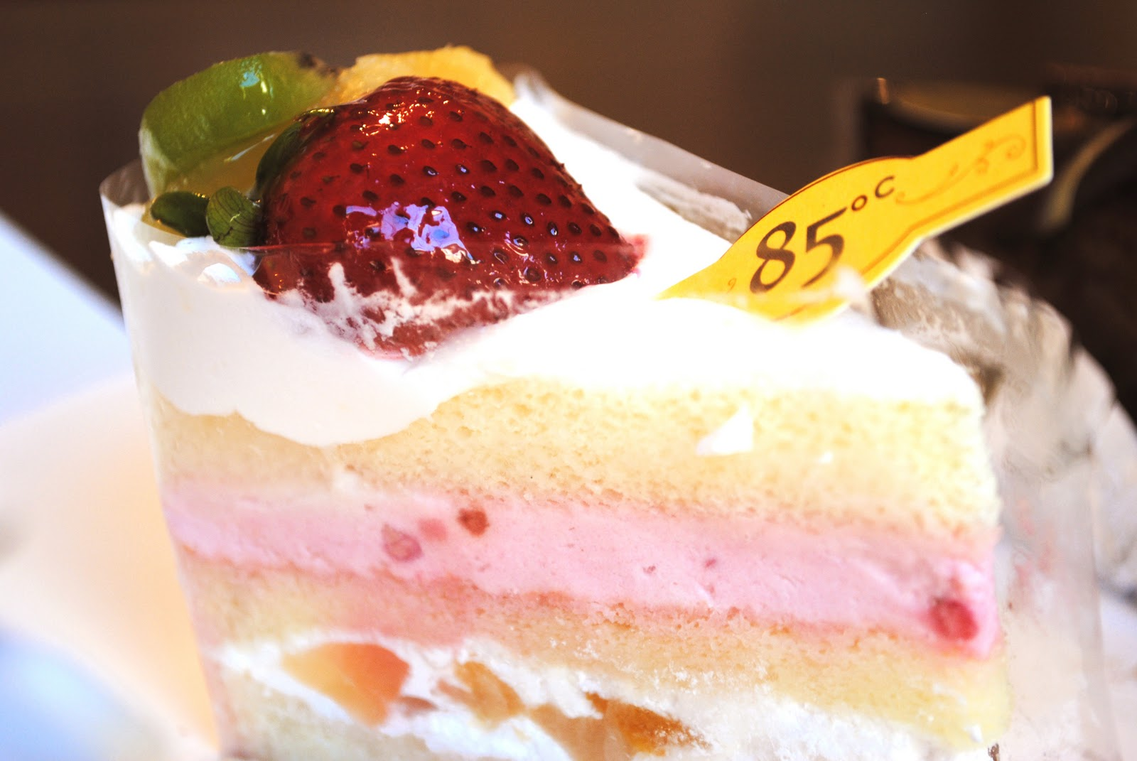 Mousse Tiara Cake Recipe