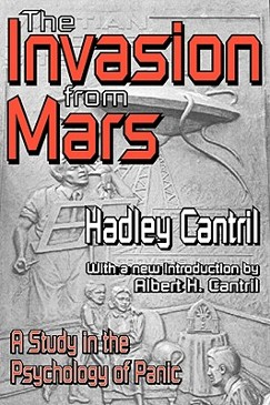 The Invasion From Mars (1940), by Hadley Cantril