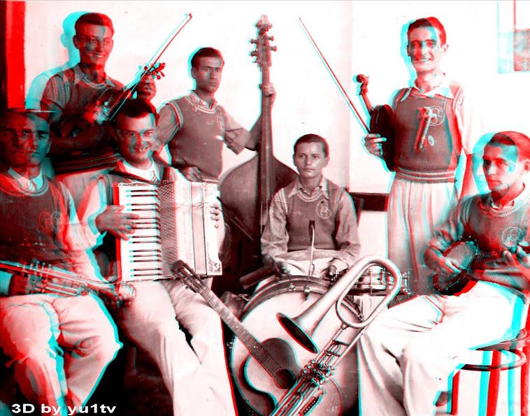 Fotografija iz 1930g. u 3D