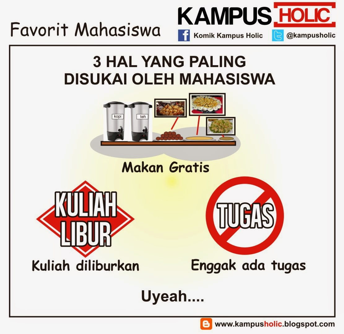 #880 Favorit Mahasiswa