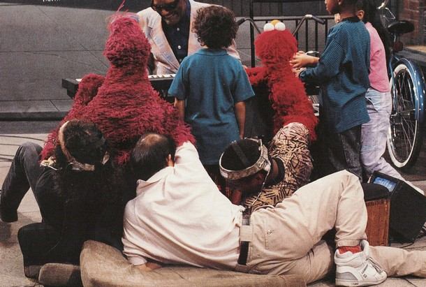 behind the scenes sesame street