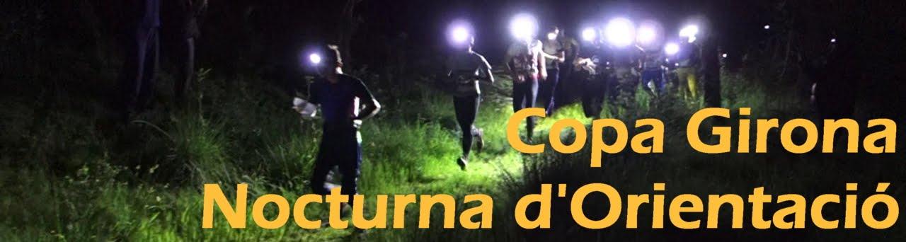 Copa Girona Nocturna d'Orientació