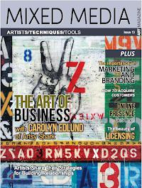 MIXED MEDIA ART MAGAZINE 014