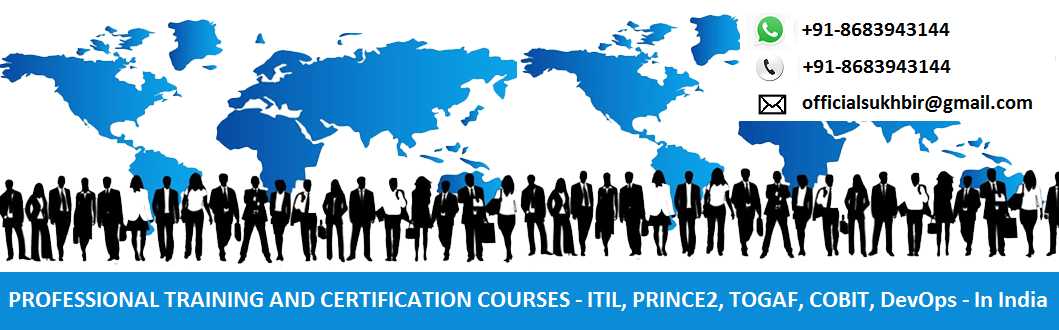 Professional Certifications Itil Foundation Itil Intermediate