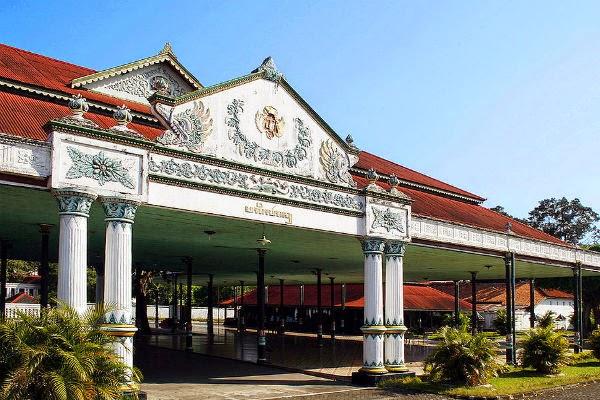 favorite places at Yogyakarta
