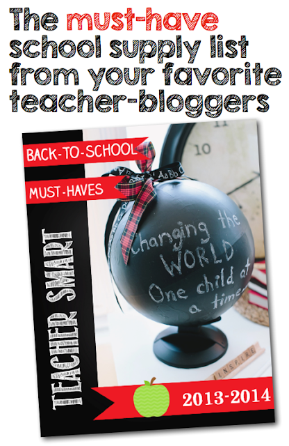 Teacher Smart FREE school supply magazine