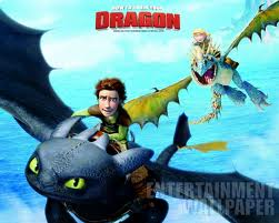 How to Train Your Dragon Cartoon Movie