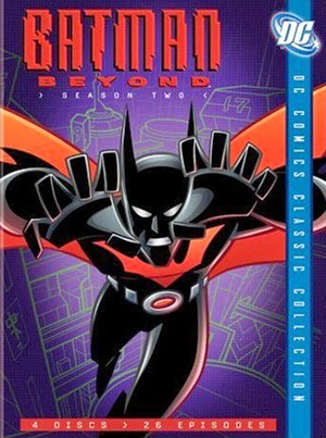Batman del futuro Temporada 1 Latino