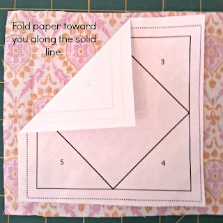 fpp+1 National Sewing Month 2012: Foundation Paper Pieceing Tutorial