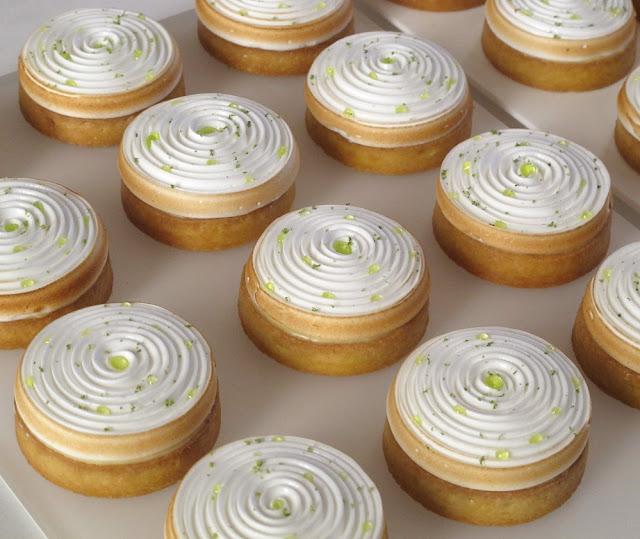 Tartelettes citron - Yann Brys