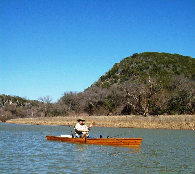 Wild Ed's Texas Outdoors: White Bass Time At Colorado Bend