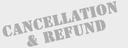 Cancellation & Refund Policy