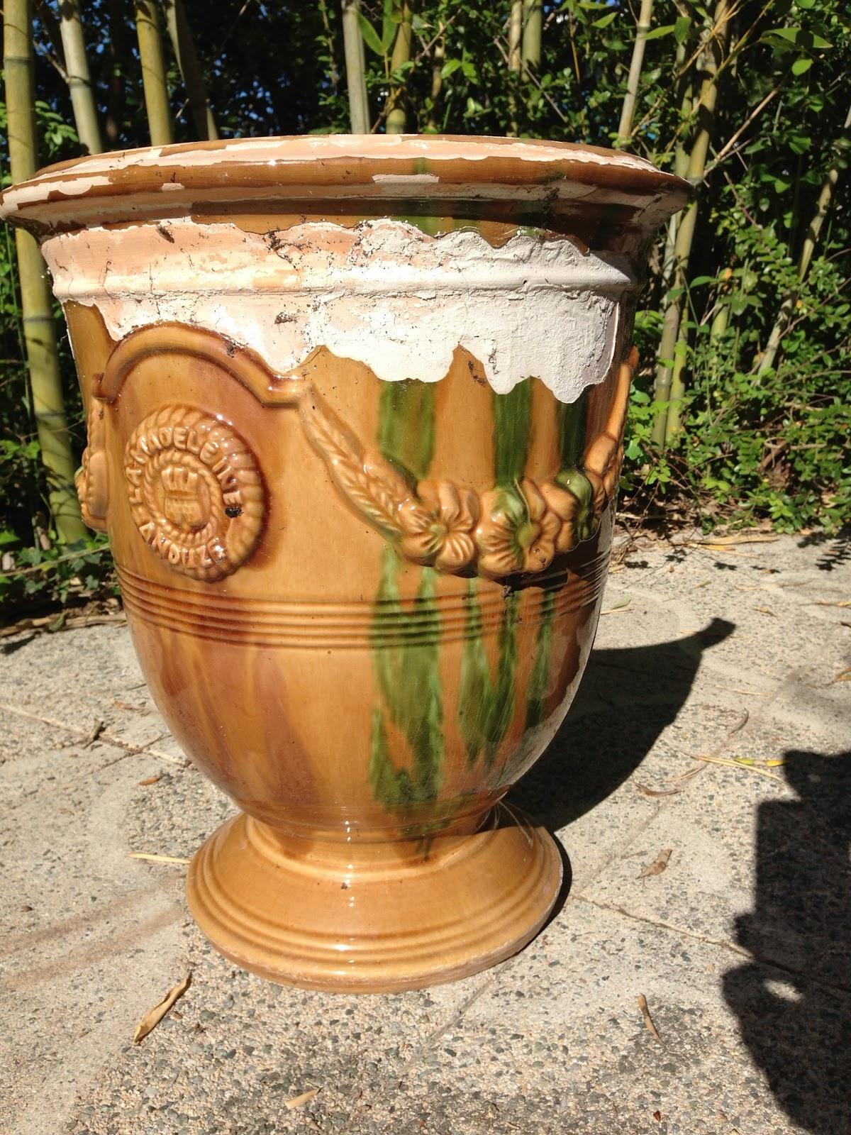 le reboussier les vases d 39 anduze ne sont ils plus ce qu 39 ils taient. Black Bedroom Furniture Sets. Home Design Ideas