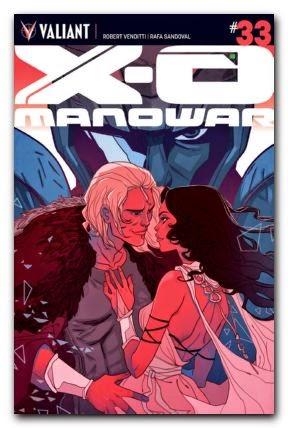 X-O MANOWAR#33