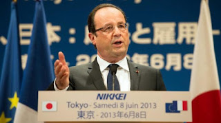 Hollande au Japon