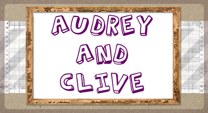 Audrey & Clive