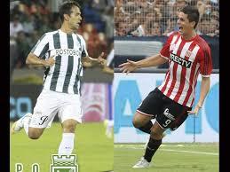 Esatudiantes La Plata vs Atlético Nacional, Copa Libertadores