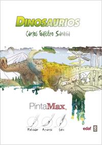 Colección PintaMax Dinosuarios