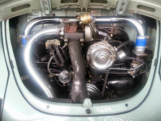 "Fusca Turbo aro 17"""