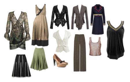 Gleebize Dressing By Your Body Shape
