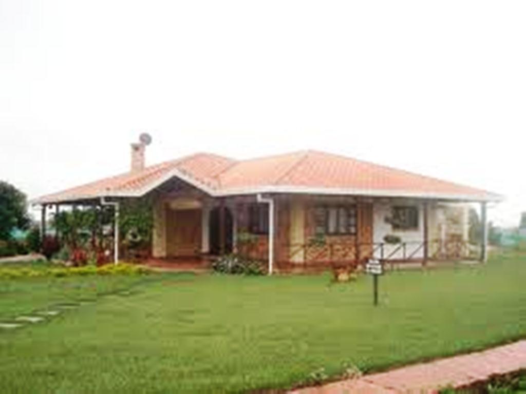 Casas prefabricadas abincor for Casa de estilo campestre