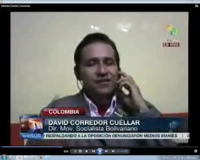 MSBColombia en Telesur