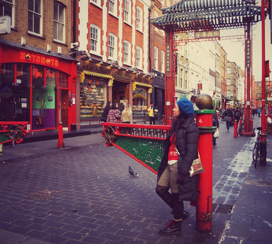 Soho+London