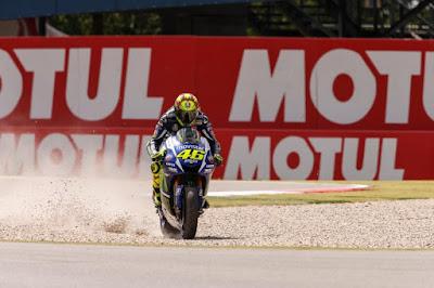 Phil Read: Ini Aksi Rossi yang Buat Seluruh Penggemarnya Kagum