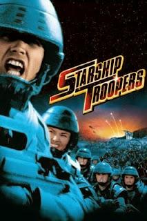 Nhện Khổng Lồ - Starship Troopers
