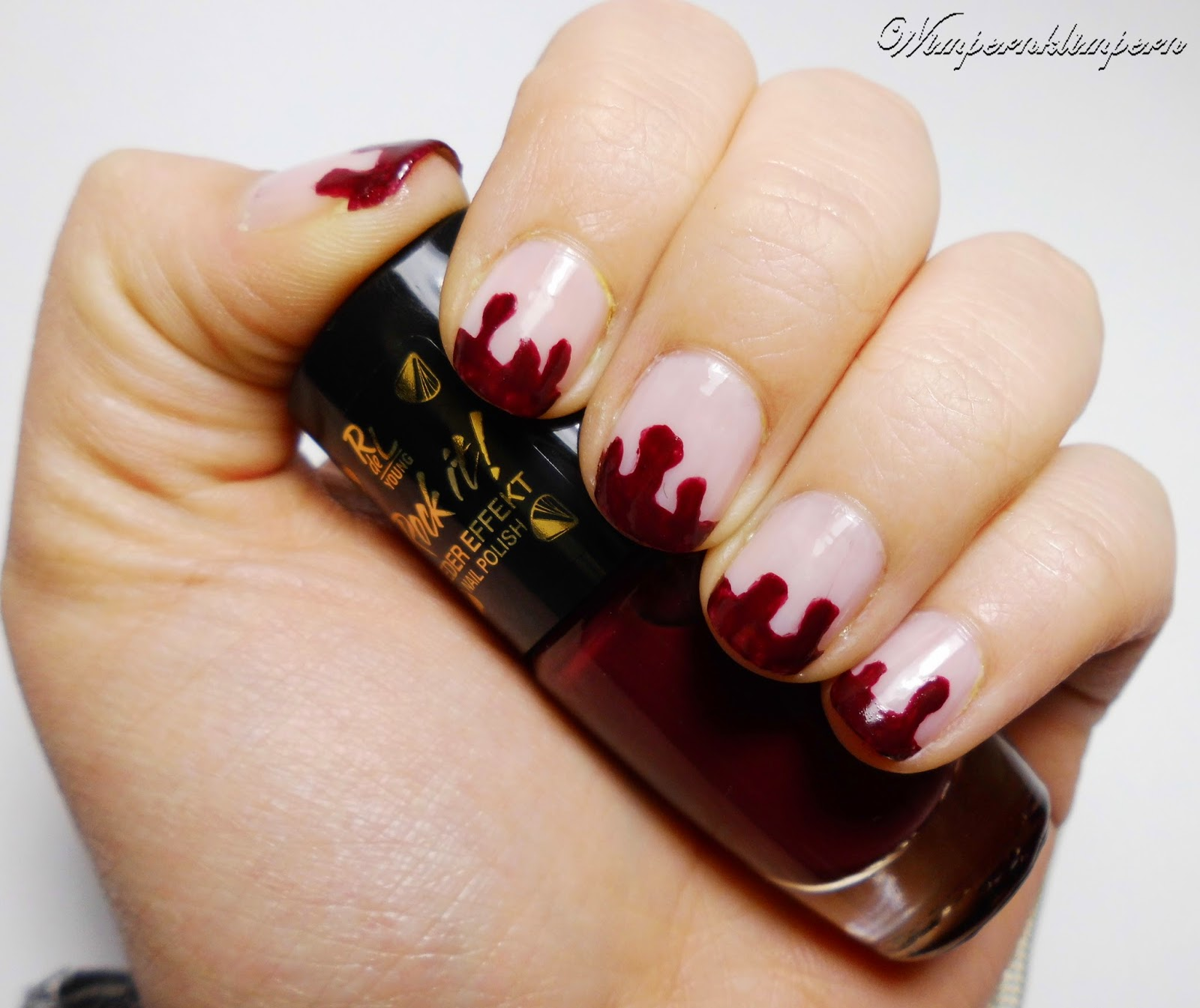 Halloween Nägel.Wimpernklimpern Nageldesign Halloween Nägel