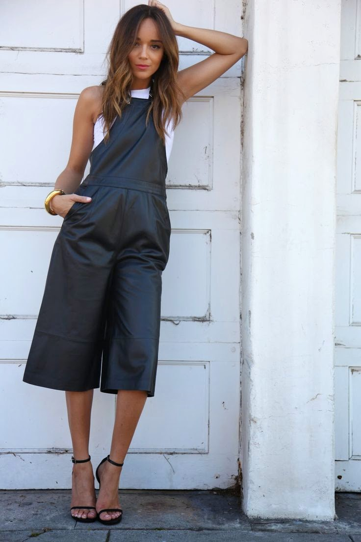 Eniwhere Fashion - Culottes - Salopette - Trend FW 2014-15