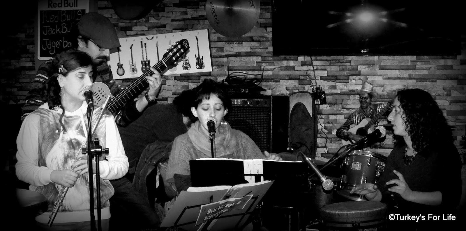 Fethiye Live Music - Karadüzen At Deep Blue Bar