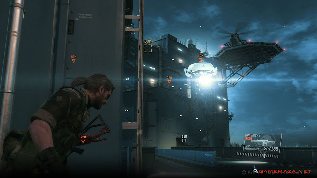 Metal Gear Solid V The Phantom Pain Screenshot 4