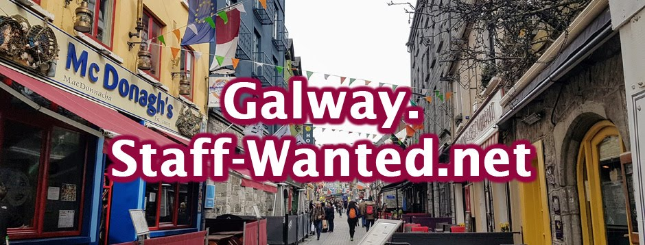 Staff-Wanted - Galway