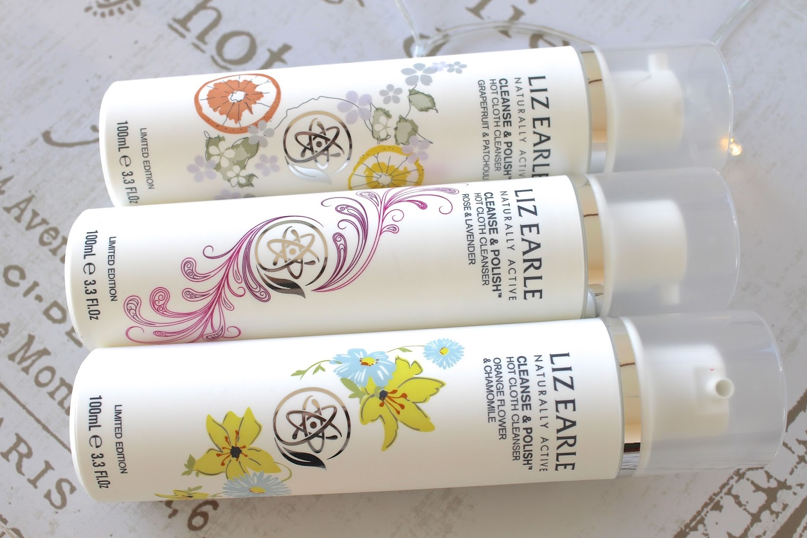 Liz Earle Cleanse & Polish bec boop review