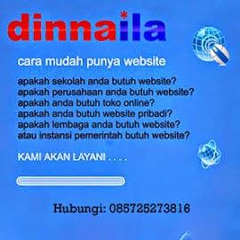 Pesan Website