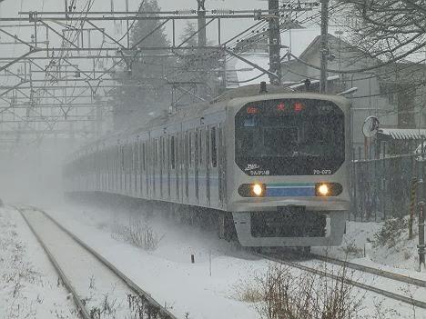 埼京線 大宮行き1 70-000形