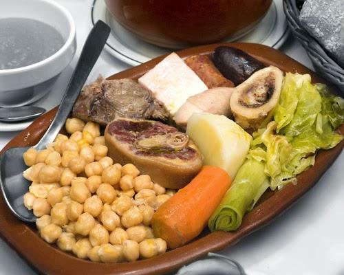 IV Ruta del Cocido Madrileño