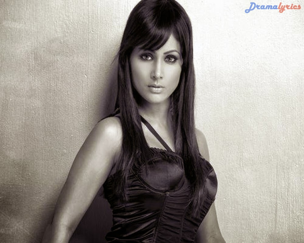 Hina Khan Indian Actress Drama Wallpaper In Bridle Dress